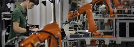 China Robots Rising