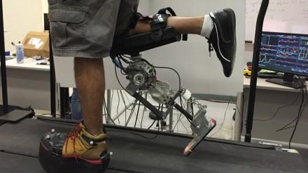 Robotinė koja