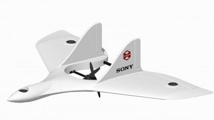 Sony dronas