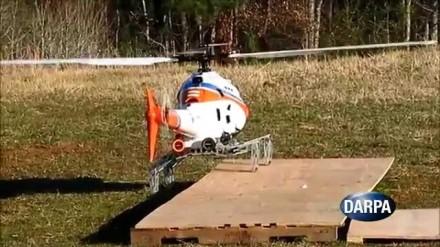 Sraigtasparnis Darpa