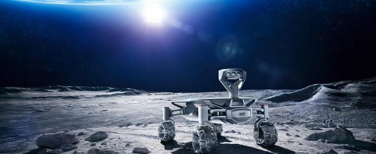 """Patvirtinta: """"Audi"""" mėnuleigis kils į kosmosą"""