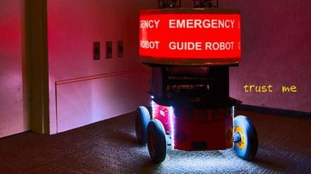 Robotas gidas