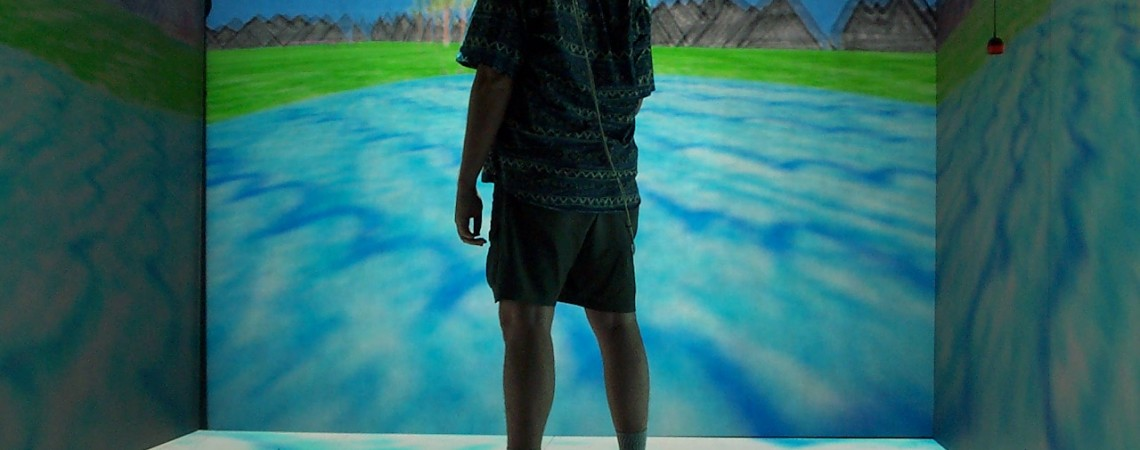 Virtuali realybė