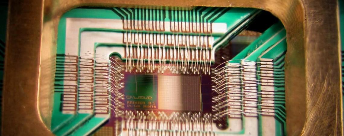 kvantinė kompiuterija