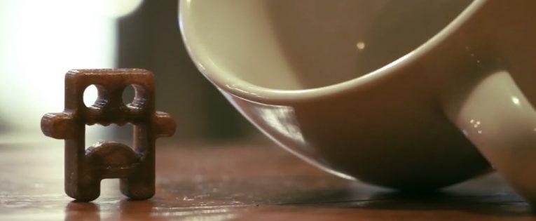 3D spausdinimui naudoja kavą, kanapes ir net alų (Video)
