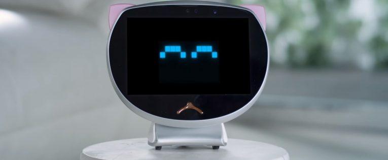 Xibot – interaktyvus robotas visai šeimai (Video)