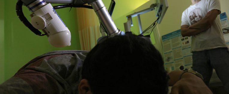 Robotai – į pagalbą sportininkams (Video)
