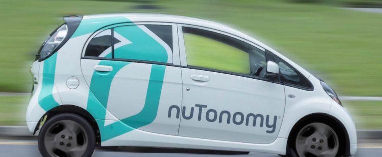 Singapūre pradėjo važinėti autonominiai taksi