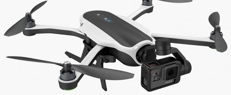 """""""GoPro"""" pristatė pirmąjį droną """"Karma"""" (Video)"""