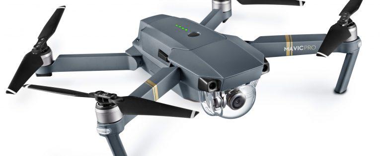 Dronų gamybos lyderis gerbėjus pribloškė revoliucinėmis naujienomis (Video)