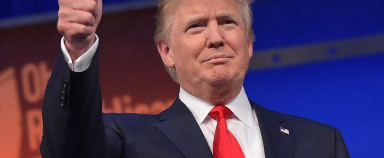 Robotikos ekspertai viliasi, kad D. Trumpas laikysis žodžio