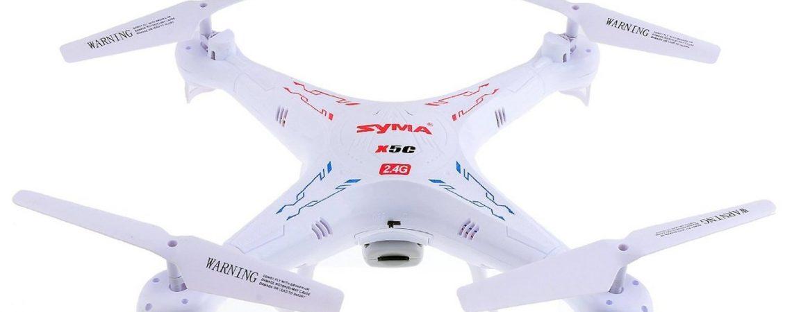 Syma X5C