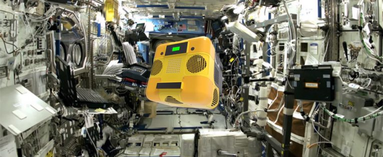 NASA į TKS siųs naujos kartos robotą (Video)