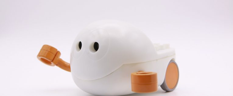Plobot – robotas, mokantis vaikus programavimo (Video)